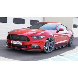 LAME DU PARE-CHOCS AVANT FORD MUSTANG MK6