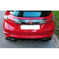 LAME DU PARE CHOCS ARRIERE HONDA CIVIC VIII TYPE-R GP