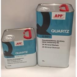 Vernis + durcisseur Quartz APP