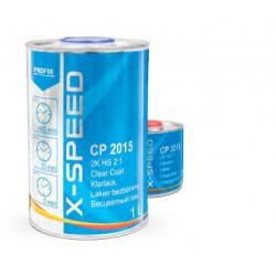 Vernis CP2015 X-Speed 1l5 séchage à l'air rapide air dry durcisseur inclus