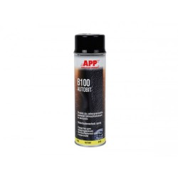 Protection bitumeuse pour chassis en spray 500ml