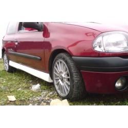 SET DES BAS DE CAISSE 1 RENAULT CLIO II
