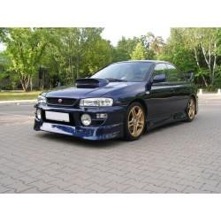 RAJOUT DU PARE-CHOCS AVANT J-SPEC SUBARU IMPREZA MK1 (1993-1996 GT / WRX / STI)