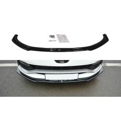 LAME DU PARE-CHOCS AVANT / SPLITTER RENAULT CLIO MK4 RS