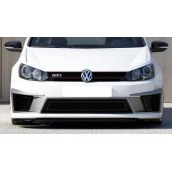 PARE-CHOCS AVANT VW GOLF VI (R400 LOOK)