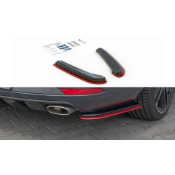 LAME DU PARE-CHOCS ARRIERE V.2 SEAT LEON MK3 CUPRA ST FACELIFT