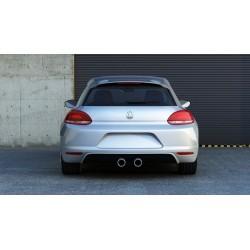RAJOUT DU PARE-CHOCS ARRIERE VW SCIROCCO STANDARD (SCIROCCO R LOOK)
