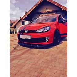 LAME DE PARE-CHOCS AVANT VW GOLF VI GOLF GTI 35TH