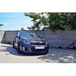 LAME DU PARE-CHOCS AVANT VER.2 VW GOLF VI GTI