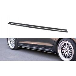 SET DES DIFFUSEUR DES BAS DE CAISSE VW GOLF MK6 GTI/ GTD