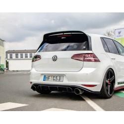 RAJOUT DU PARE-CHOCS ARRIERE VW GOLF MK7 GTI CLUBSPORT