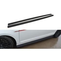 RAJOUTS DES BAS DE CAISSE POUR VW GOLF VII GTI PREFACE/FACELIFT (LARGE)
