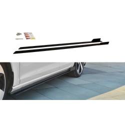 SPORT RAJOUTS DES BAS DE CAISSE POUR VW GOLF VII GTI (APRES FACELIFT)
