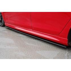 RAJOUTS DES BAS DE CAISSE POUR VW GOLF VI 35TH / R20