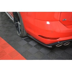LAME DU PARE-CHOCS ARRIERE V.1 VW GOLF 7 R VARIANT FACELIFT
