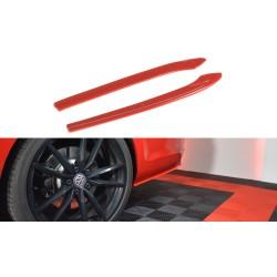 LAME DU PARE-CHOCS ARRIERE V.2 VW GOLF 7 R VARIANT FACELIFT