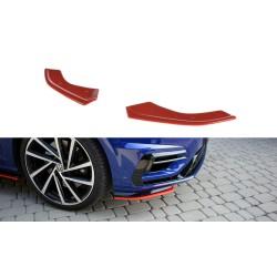 LAME DU PARE-CHOCS AVANT / SPLITTER V.8 VW GOLF 7 R FACELIFT