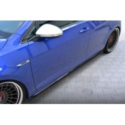 VW GOLF VII R (APRES FACELIFT) - SPORT RAJOUTS DES BAS DE CAISSE POUR