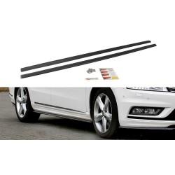 RAJOUTS DES BAS DE CAISSE POUR VW PASSAT B7 R-LINE