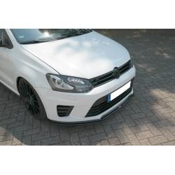 LAME DU PARE-CHOCS AVANT / SPLITTER VOLKSWAGEN POLO MK5 R WRC
