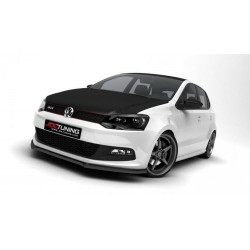 LAME DU PARE-CHOCS AVANT VW POLO MK5 GTI