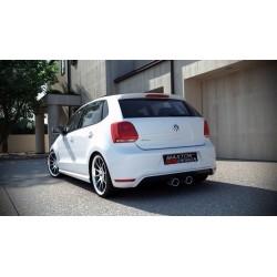 RAJOUT DE PARE-CHOCS ARRIERE VW POLO MK5 GTI