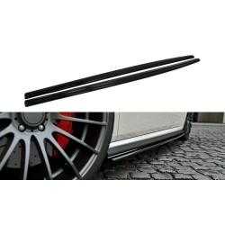 RAJOUTS DES BAS DE CAISSE POUR VW POLO MK5 GTI (APRES FACELIFT)