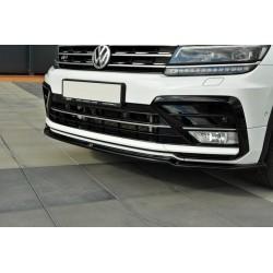 LAME DU PARE-CHOCS AVANT VW TIGUAN MK2 R-LINE
