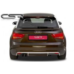 Rajout de pare choc arrière pour silencieux arrière double sortie d'origine pour Audi A1