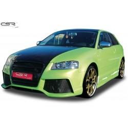Pare-chocs avant pour Audi A3 type 8P / 8PA