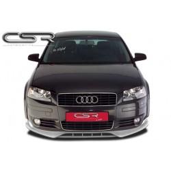 Extension de pare-chocs avant pour Audi A3 8P