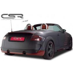 Pare-chocs arrière pour Audi TT type 8N