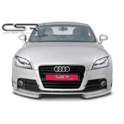 Extension de pare-chocs avant pour Audi 8J TTS
