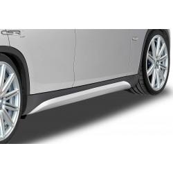 Jupes latérales pour BMW X1 E84