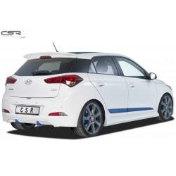 Rajout de pare-chocs arrière Hyundai I20 GB