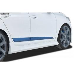 Jupes latérales pour Hyundai I20 GB