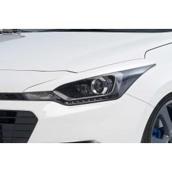 Paupiere de phares pour Hyundai I20 GB