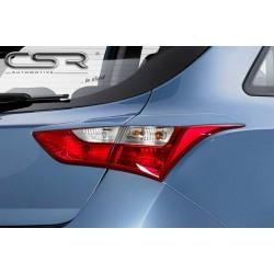 Paupiere de feux arrière pour Hyundai I30 GD