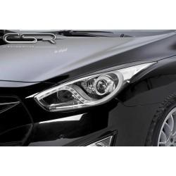 Paupiere de phares pour Hyundai I40 (avant lifting)