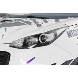 Paupiere de phares pour Kia Sportage QL