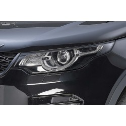 Paupiere de phares pour Land Rover Discovery
