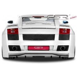 Pare-chocs arrière look Aventador pour Lamborghi Gallardo LP500