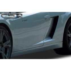 Jupes latérales pour Lamborghini Gallardo LP500 / LP560