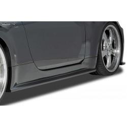 Jupes latérales pour Nissan 350Z