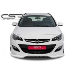 Extension de pare-chocs avant pour Opel Astra J