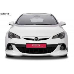 Extension de pare-chocs avant pour Opel Astra J GTC