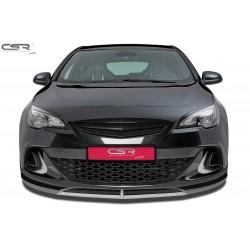 Extension de pare-chocs avant pour Opel Astra J GTC OPC