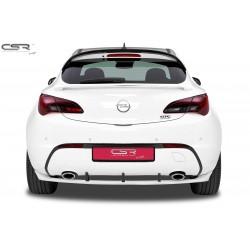 Rajout de pare-chocs arrière Opel Astra J