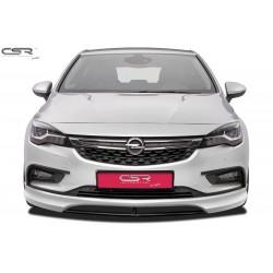 Extension de pare-chocs avant pour Opel Astra K