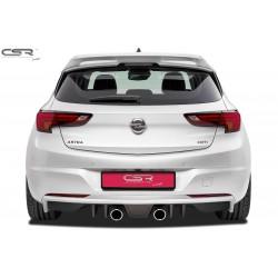 Rajout de pare-chocs arrière Opel Astra K